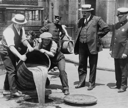 The Effects of Prohibition on Our Palates
