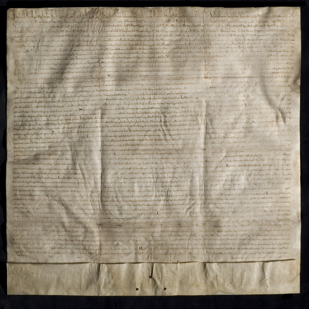 U.S. Returns Magna Carta to England: A Catalyst for Civilization and Good Governance