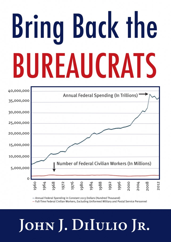 Review of John DiIulio's Bring Back the Bureaucrats