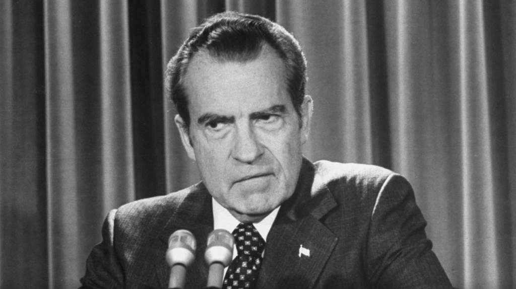 So… This is Nixon's Fault?