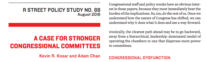 Kosar Chan congressional committees